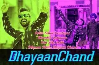 dhyaanchand lyrics hindi song