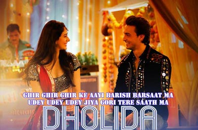 dholida-song-loveyatri - Filmytune