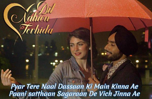 dil nahion torhida song