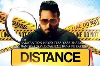 distance lyrics punjabi song