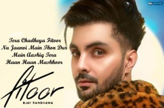 fitoor lyrics punjabi song