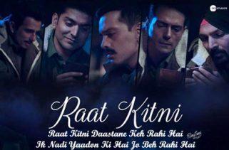 raat kitni lyrics hindi song