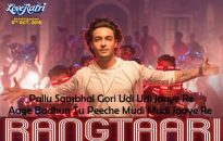 rangtaari lyrics hindi song