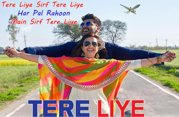 tere liye song