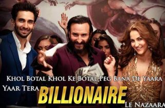 billionaire lyrics hindi song