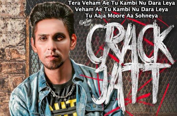 crack jatt lyrics punjabi song