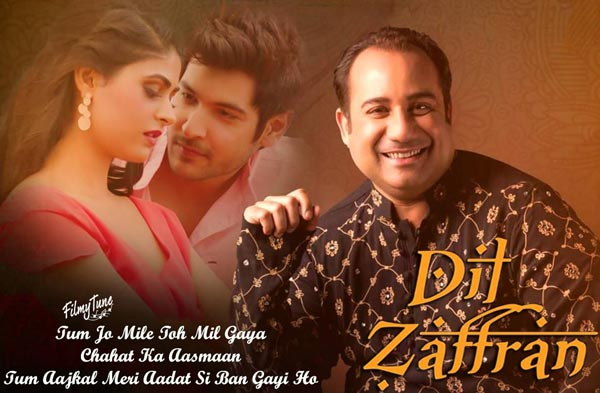 dil zaffran lyrics hindi song