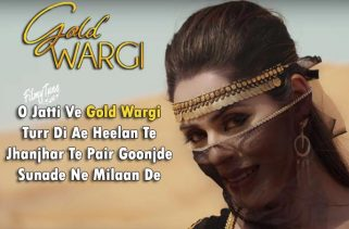 gold wargi lyrics punjabi song