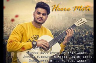 heere moti lyrics punjabi song