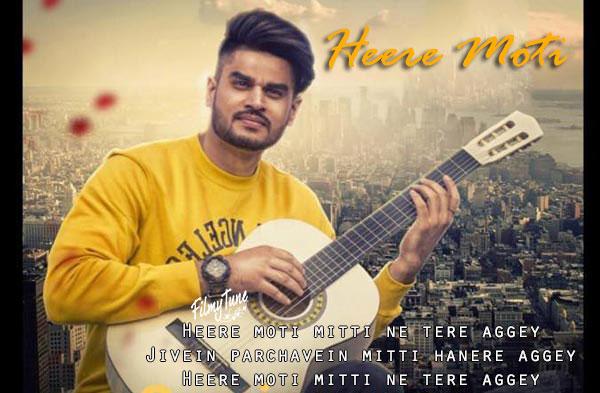 heere moti lyrics punjabi song