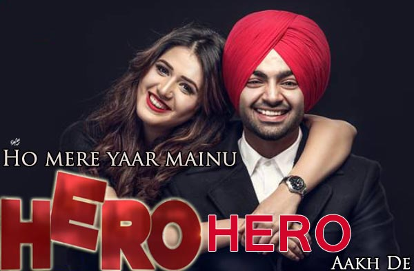 hero punjabi song
