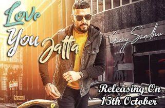 love you jatta lyrics teaser poster
