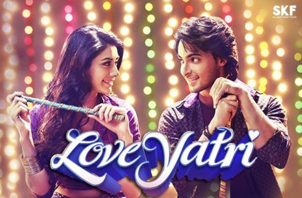 loveyatri hindi film