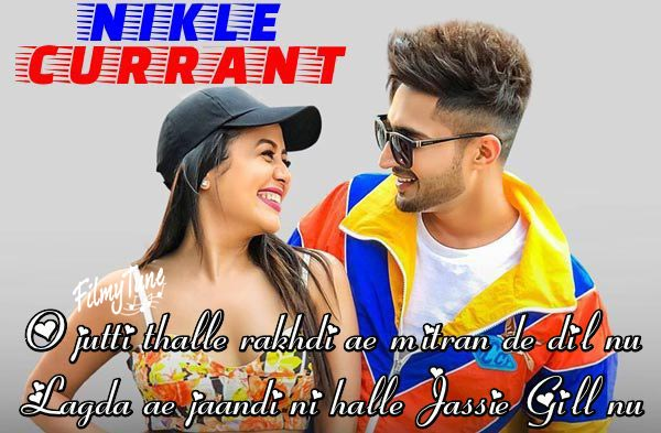 nikle currant lyrics punjabi song filmytune