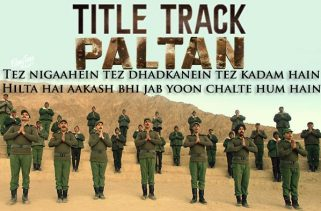 paltan lyrics title track