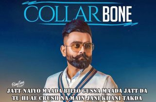 collar bone lyrics punjabi song