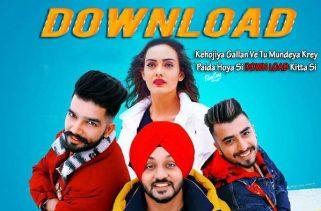down load lyrics punjabi song