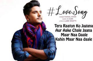love lyrics punjabi song