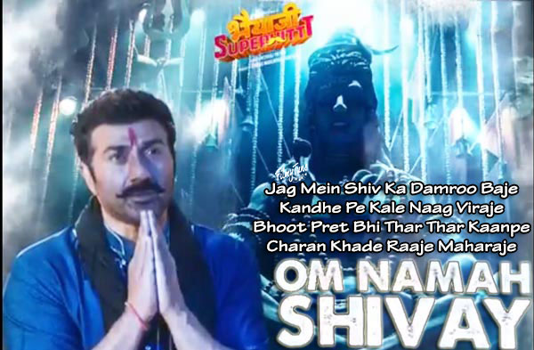 om namah shivay lyrics bollywood song