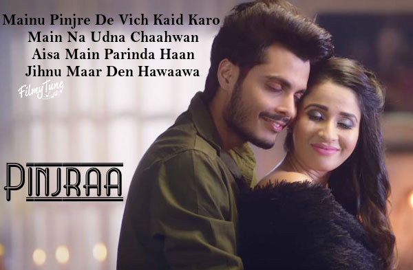 pinjraa lyrics punjabi song