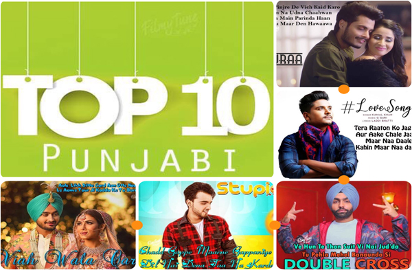 top 10 punjabi songs 2018 week 48