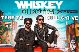 whiskey di botal lyrics punjabi song