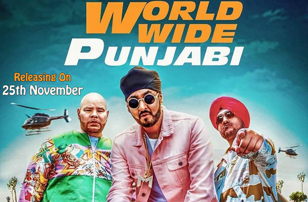 worldwide punjabi song