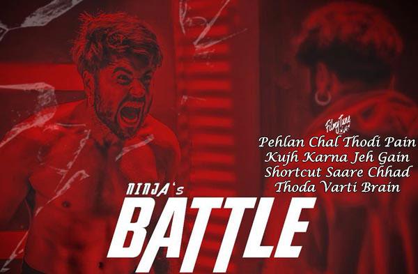 Battle lyrics punjabi song
