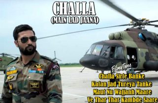 challa lyrics bollywood song