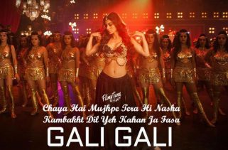 gali gali lyrics bollywood song