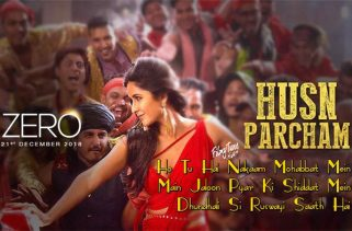 husn parcham lyrics bollywood song