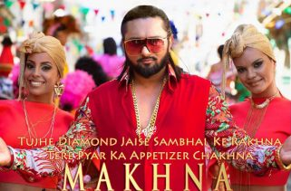 makhna lyrics album song