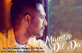 mamla dil da lyrics album song