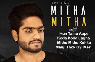 mitha mitha lyrics punjabi song