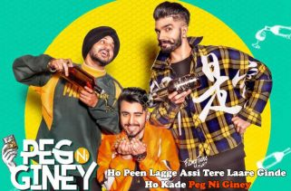 peg ni giney lyrics punjabi song