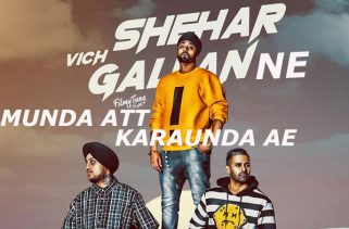 shehar vich gallan lyrics punjai song