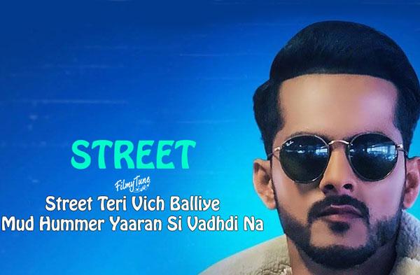 street lyrics punjabi song