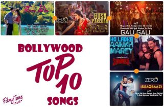 top 10 bollywood songs 2018 week 51