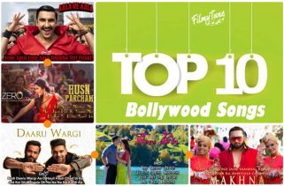 top 10 bollywood songs 2018 week 52