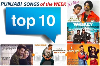 top 10 punjabi songs 2018 week 49