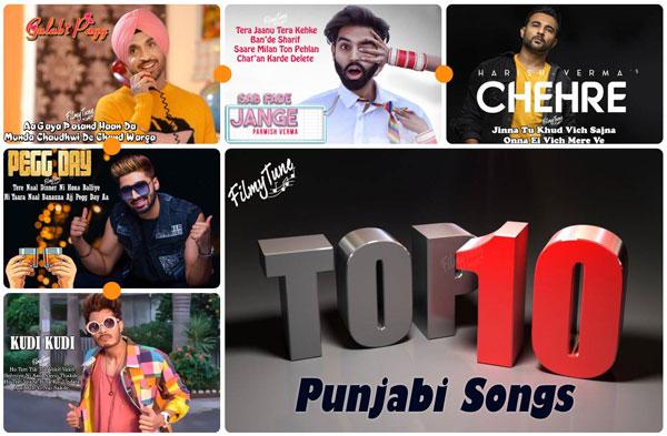 top 10 punjabi songs 2018 week 52
