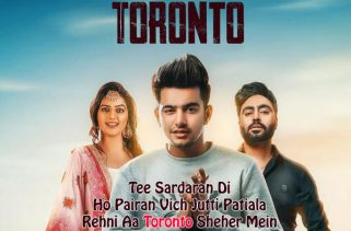 toronto lyrics punjabi song