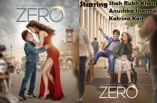 zero movie 2018