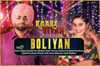 boliyan lyrics punjabi song