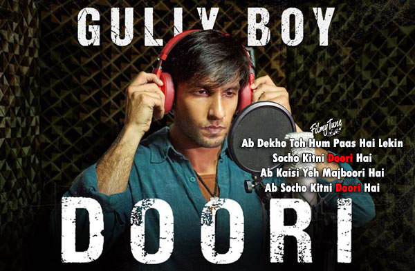 doori lyrics bollywood song