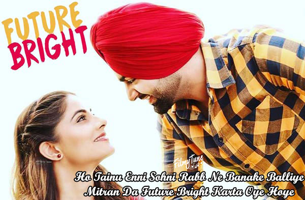 future bright lyrics punjabi song