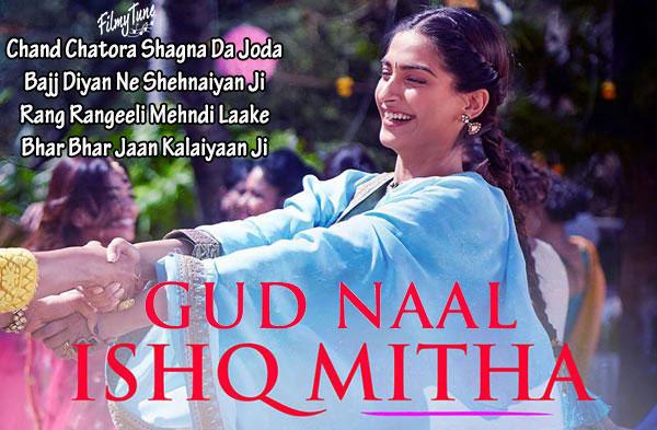 gud naal ishq mitha lyrics bollywood song