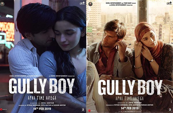 gully boy film 2019