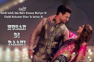 husan di raani lyrics punjabi song