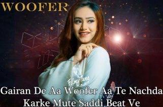 woofer lyrics punjabi song